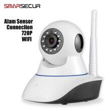 720P Security Network CCTV wifi camera Wireless Megapixel HD Digital Security ip camera IR Infrared Night Vision alarm