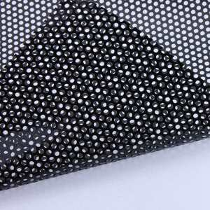 Image 4 - 107cm*30cm Hollow Automobile Lamp Film Grid Side Shield STICKER BLACK Headlamp Taillight Film Honeycomb Pattern