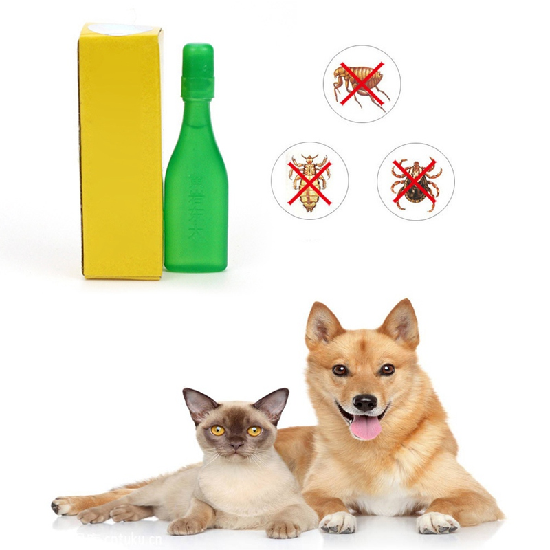 font b Pet b font Insecticide Safe Flea Lice Insect Killer For font b Pets