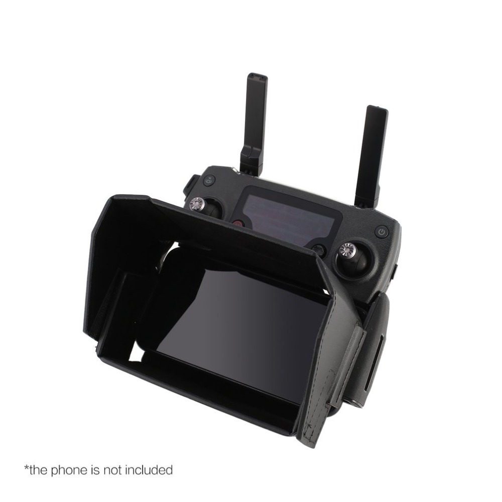 Signal Booster Antenna Range Extender with Monitor Sun Hood Sunshade Cover For D