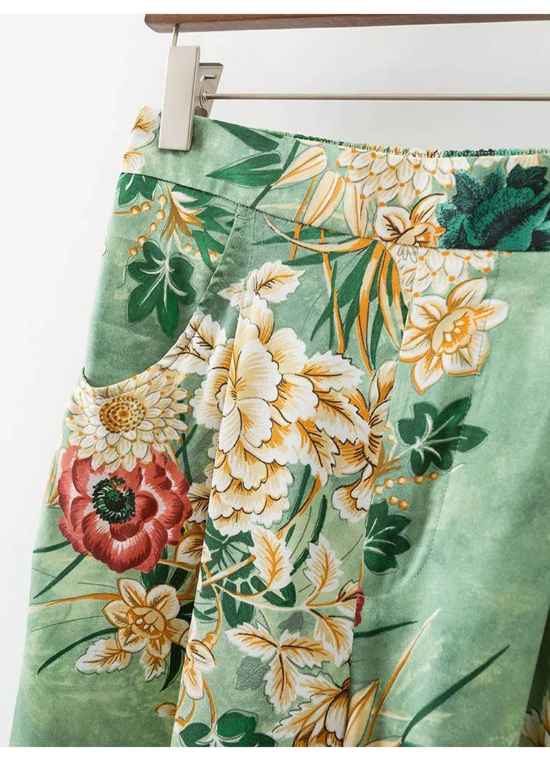 NiceMix Set female 2019 summer new Japanese temperament fashion long kimono high waist wide leg pants elegant thin suit new in Women 39 s Sets from Women 39 s Clothing