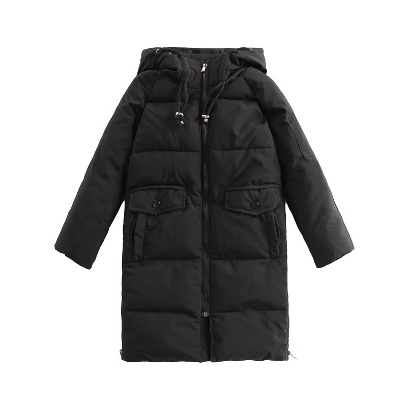 New Fashion Warm Children Winter Clothes Solid Color Jacket Children Clothing Windbreaker Jackets Hooded Girls Thick Long JacketNew Fashion Warm Children Winter Clothes Solid Color Jacket Children Clothing Windbreaker Jackets Hooded Girls Thick Long Jacket