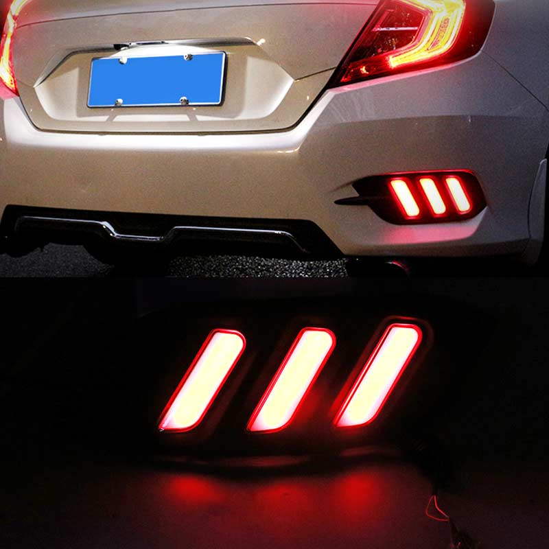 Aliexpress.com : Buy ROADOT Rear Driving Light For Honda