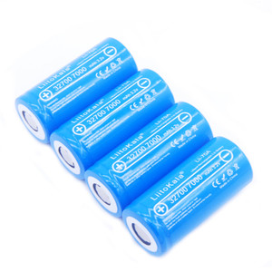 Image 5 - Liitokala 32700 3.2v 7000mah Lii 70A lifepo4充電式バッテリー携帯LiFePO4 5C放電バッテリーバックアップ電源用懐中電灯