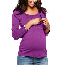 Tops XLPregnancy Hemd Shirt