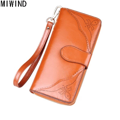 Brand Womens Wallets Genuine Leather Purse Long Coin Purses Holders Lady Purse Female Wallets TSD1179 наборы для поделок клевер набор шар кусудама лилия