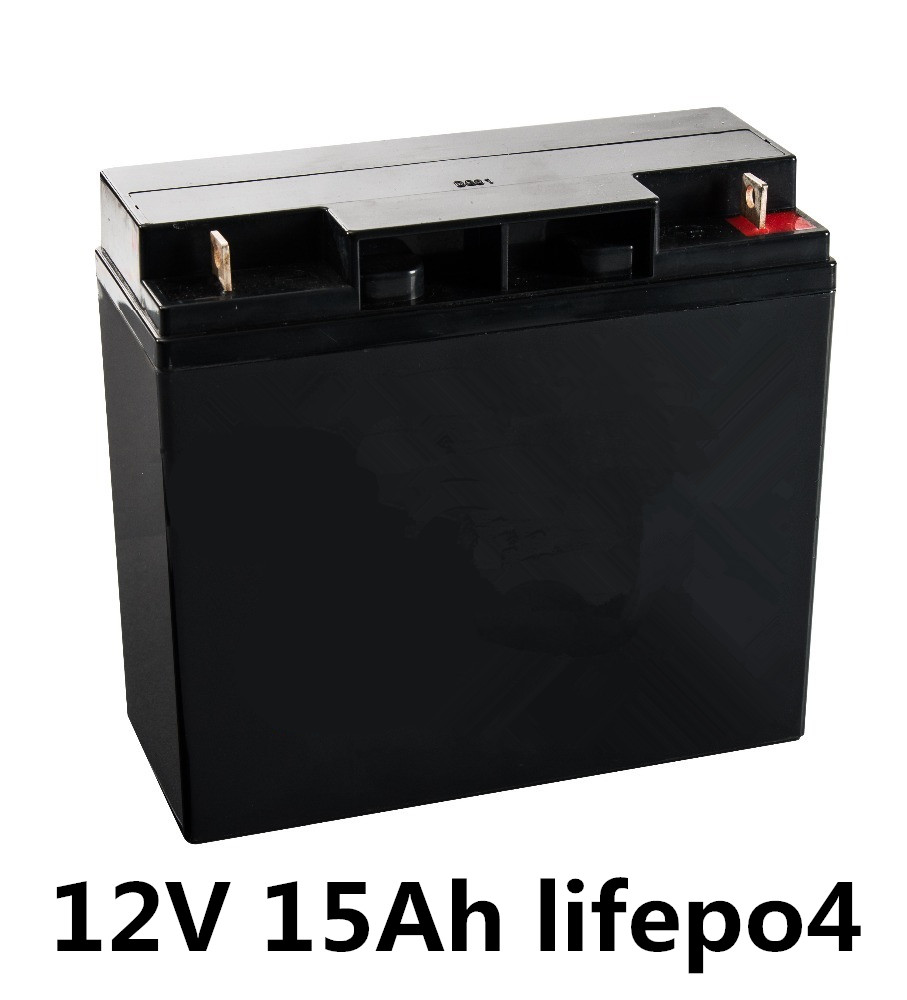 12.8v 32650 12v 15ah Lifepo4 Lithium Ion Rechargeable Battery Pack For Fogging Machine And Sprayer Medical Device+3a Charger