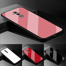 Bling Tempered Glass Case For Samsung Galaxy S8 S9 Plus S7 Edge Note 8 9 Cases For Samsung A5 A7 A6 A8 Plus 2018 Case Cover plating diamond bling case for samsung galaxy a8 a7 a6 2018 plus metal ring stand case cover for samsung a6 plus a8 plus