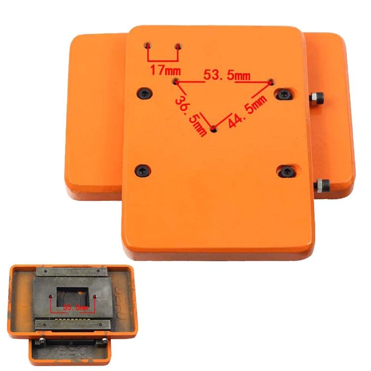 Skating Board For Vertical DEFU Model 998C Key Cutting Machine Bottom parts Locksmith Tools все цены