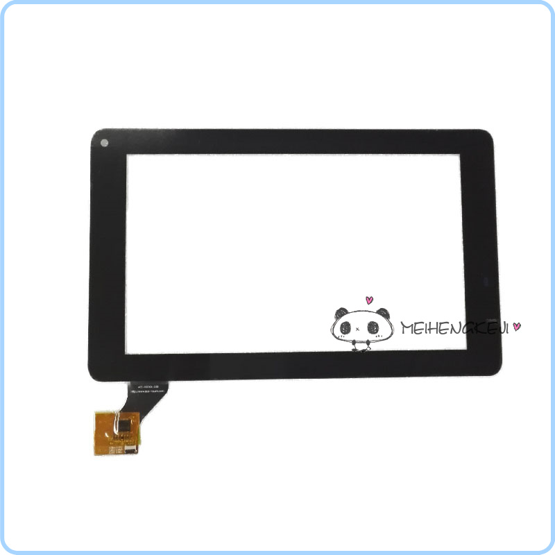 New 7'' inch Digitizer Touch Screen Panel glass For 3Q Q-pad RC0718C Free Shipping free shipping new touch panel 10 1 black digitizer touch screen glass for toshiba excite pad at10 at10 a 104