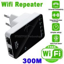 NUEVA Red Wireless-n Router AP Repetidor WIFI Amplificador LAN Client Puente IEEE 802.11b/g/n 300 Mbps Singnal Booster, UE/EE.UU. Plug