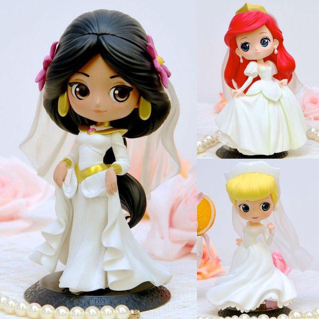 Q posket belle Aladdin JASMINE Little Mermaid Ariel Dreamy Style ...