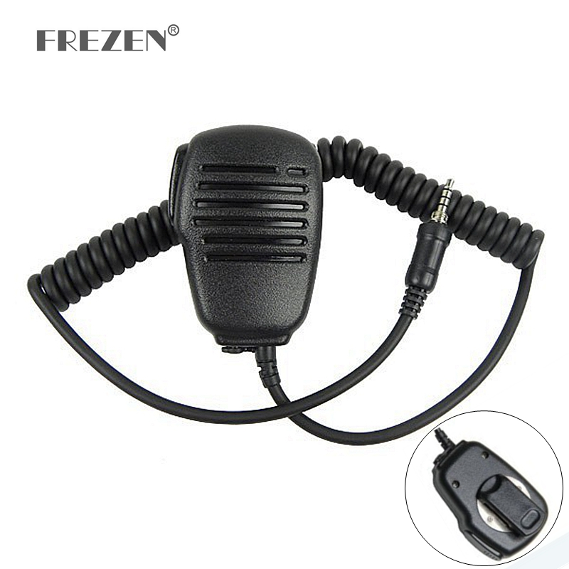 FREZEN Radio Microphone SM-26 Handheld Speaker Mic 1PIN For YAESU  VX-7R VX-6R VX-120 VX-170 VX-177 FT270 Radio