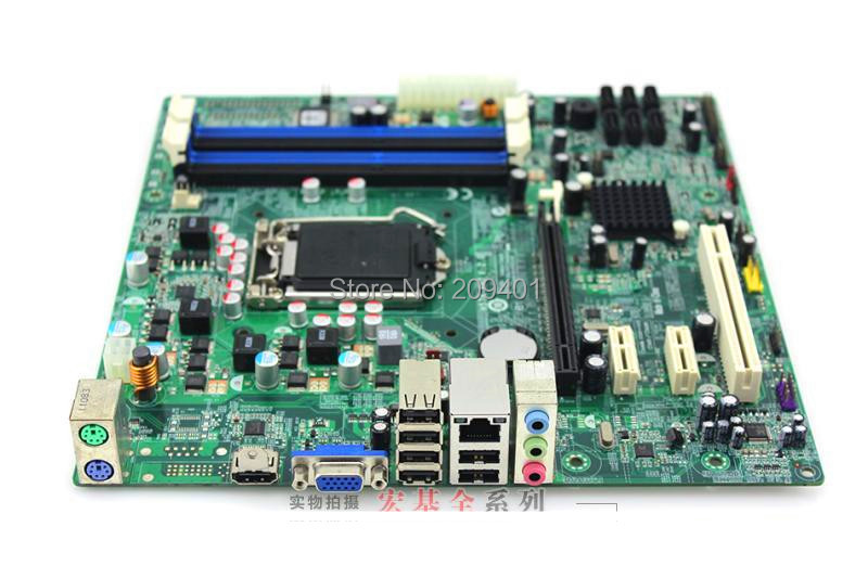 FOR ACER H57H-AM2 V:2.0 Mainboard Motherboard H57H AM2 100% Tested