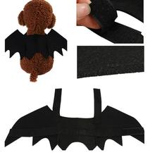 1PC Costume Halloween Pet Bat Wings Clothes Puppy Funny Clothes Bat Costume Fit Party Dogs Cats Playing Pet Articles браслеты police pj 26073bss 01
