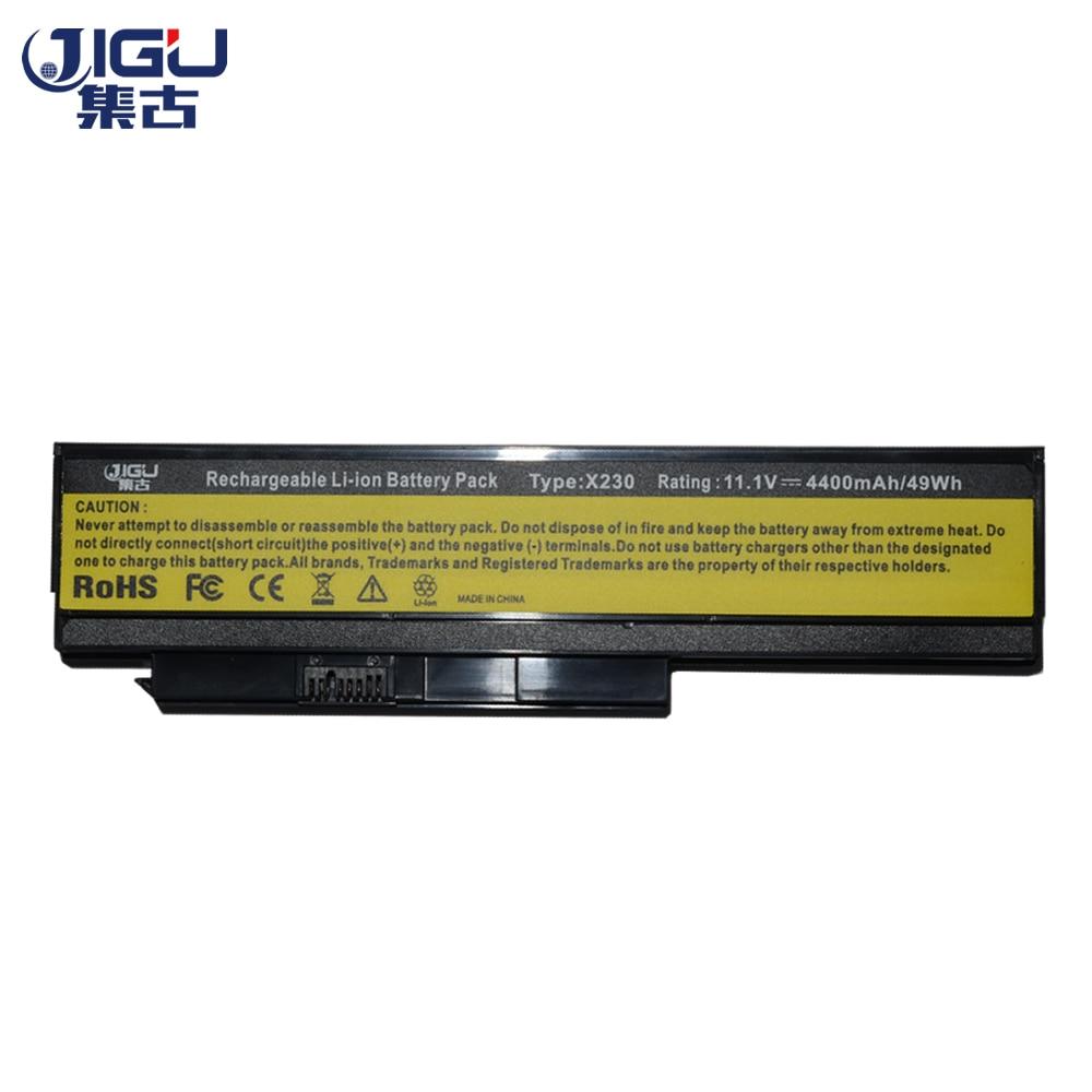 JIGU Laptop Battery 42Y4868 42T4863 42Y4940 42T4867 42T4902 42Y4864 42T4876 42Y4874 42Y4864 For Lenovo For ThinkPad X230 6Cells jigu new battery l11l6y01 l11s6y01 for lenovo y480p y580nt g485a g410 y480a y480 y580 g480 g485g z380 y480m