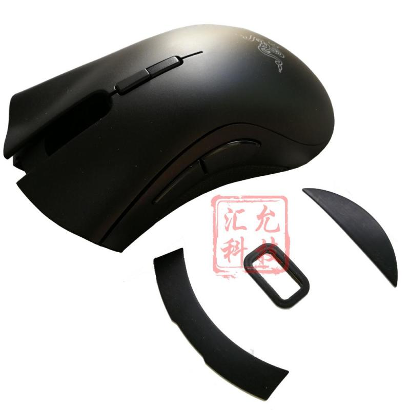 Original Mouse Shell Mouse Feet Mouse Scroll For RAZER Deathadder Elite Edition Genuine Mouse Accessories