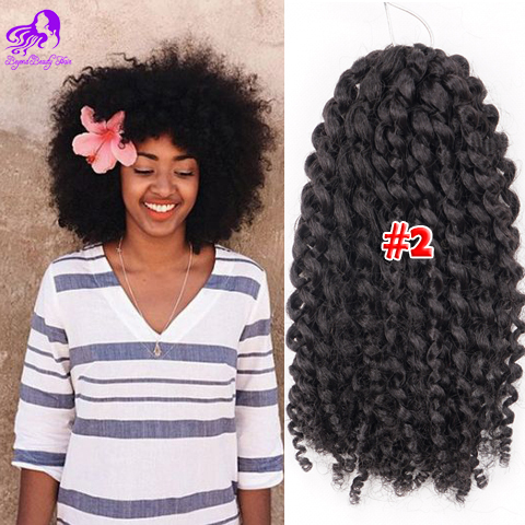 crochet kinky curly hair Freetress afro kinky curly hair crochet ...