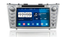 S160 Android 4.4.4 CAR DVD player FOR TOYOTA CAMRY (2007-2011) car audio stereo Multimedia GPS Head unit