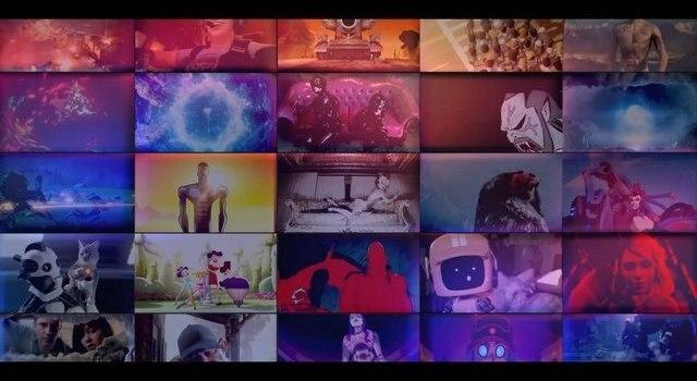 爱X死亡X机器人1-18