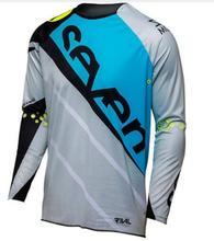 2019 Racing MAVIC Downhill Jersey Mountain Bike Motorcycle Cycling Crossmax Shirt Ciclismo Cloke Riding Equipment R