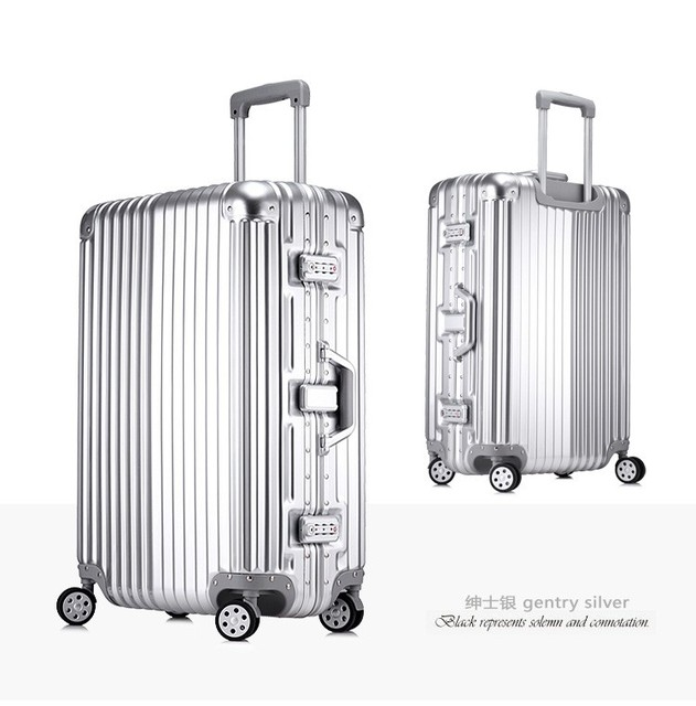 New Arrive High quality brand rolling luggage travsuitcase carry on Trolley luggage vacation trip mala de viagem