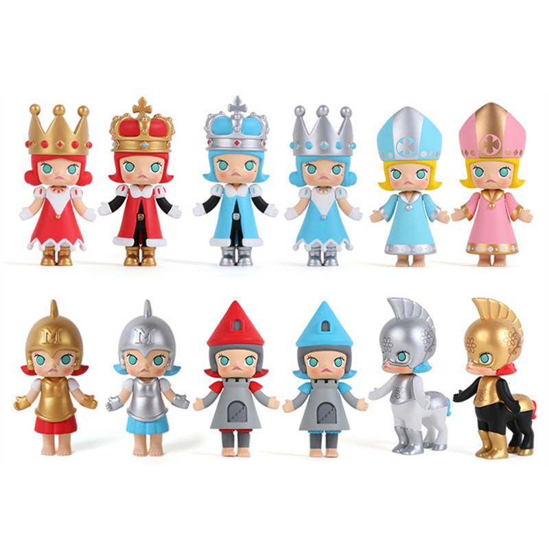 Back To Search Resultstoys & Hobbies Original Pop Mart Molly International Chess Collection Figure For Fan Collection And Birthday Christmas Gift Durable In Use
