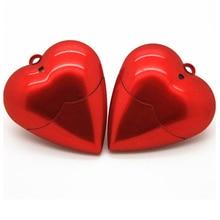 Pendrive cartoon love heart usb stick pen drive 4GB 8GB 16GB 32GB 64G memory creative gift flash cle