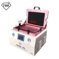 TBK 308A 15 Cal naprawa ekranu dotykowego LCD automatyczna maszyna do laminowania próżniowego OCA usuwania pęcherzyków z automatyczną blokadą gazu|Zestawy elektronarzędzi|   -