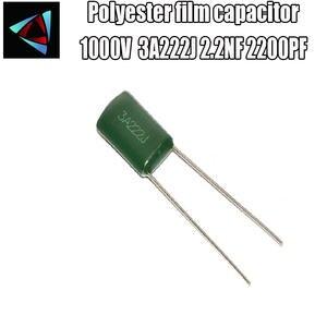 20 Piezas//lote 103 10nF 630V CBB Paso de condensador de pel/ícula de polipropileno 10 mm 103 10nF 630V NUEVO