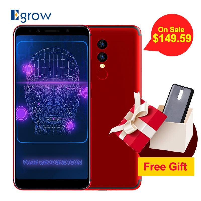 Umidigi S2 Lite 18:9 полный Экран 4 ГБ Оперативная память 32 ROM Мобильного телефона mt6750t восемь ядер 6,0 '5100 мАч Android 7,0 16MP двойной Cam сотовый телефон