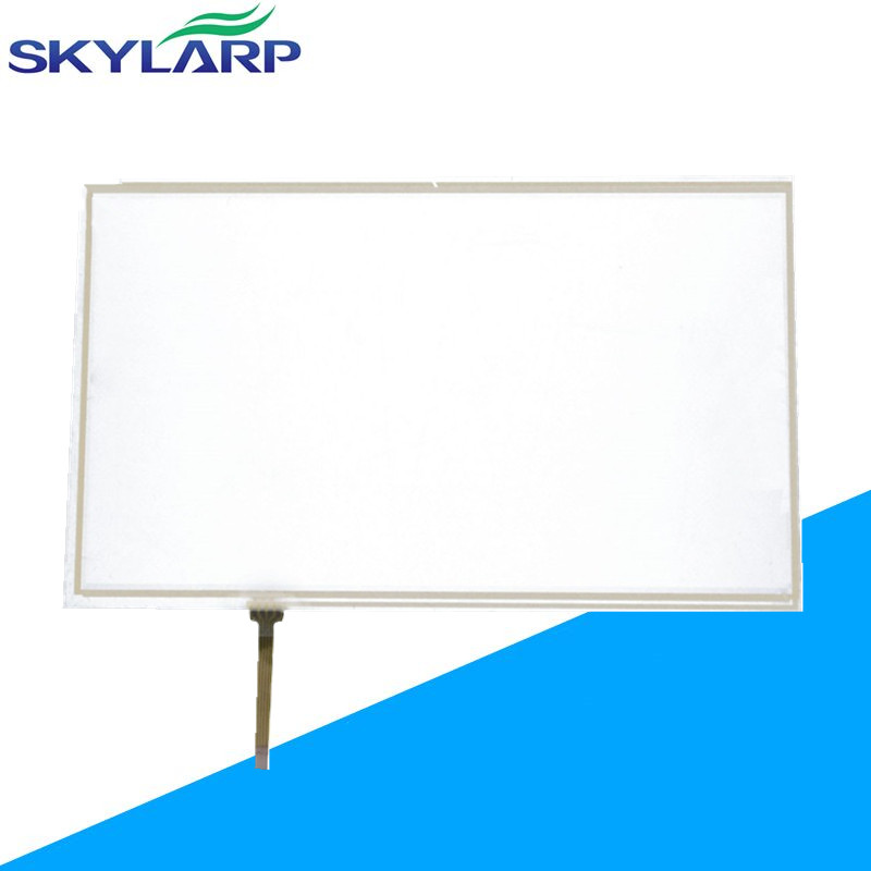 NEW 10.1 Inch 4 Wire Resistive Touch Screen 235mm*143mm Panel for B101AW03 Screen touch panel Glass Free shipping