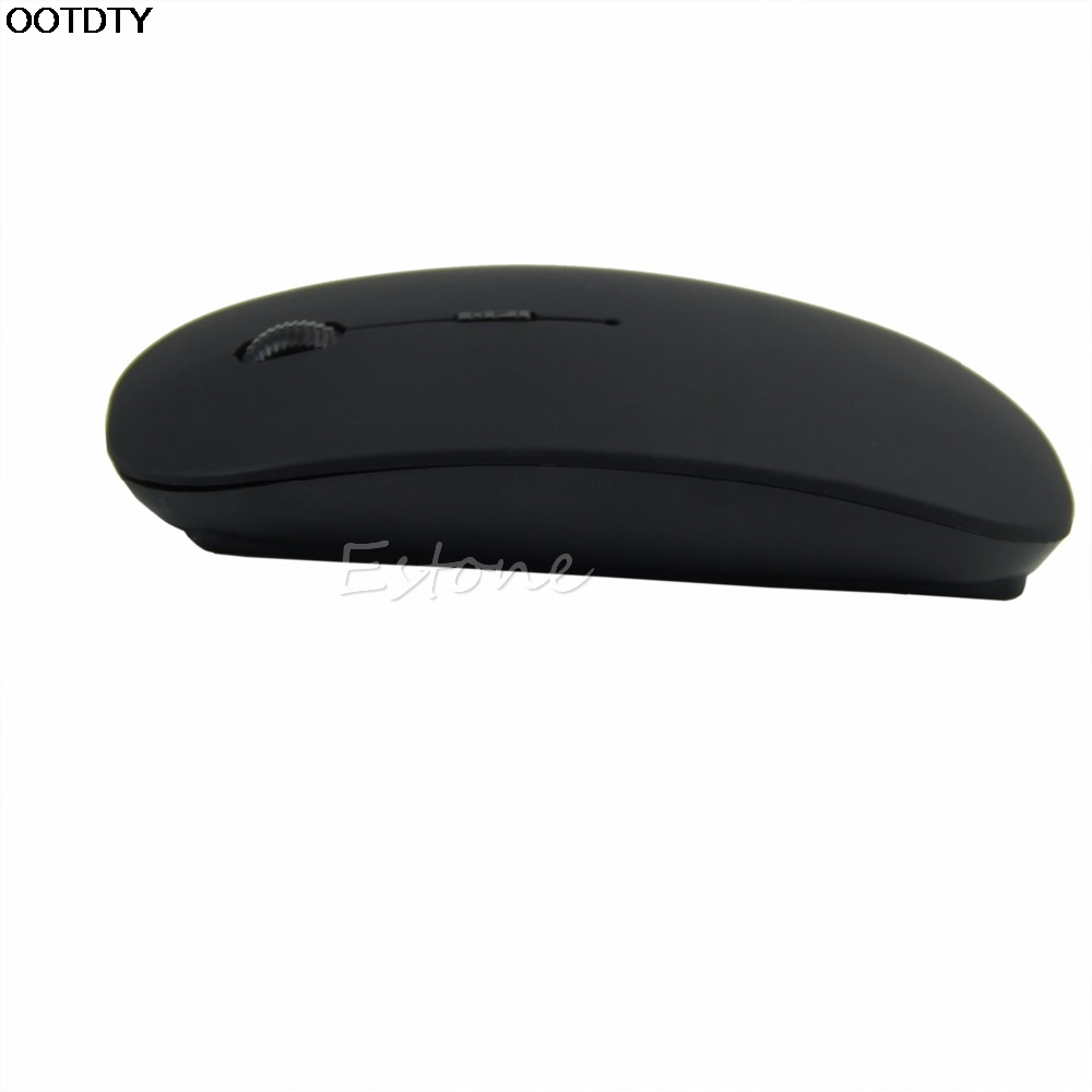 2.4GHz Wireless Mouse USB Optical Scroll Mice for Tablet Laptop Computer Finest #L059# new hot