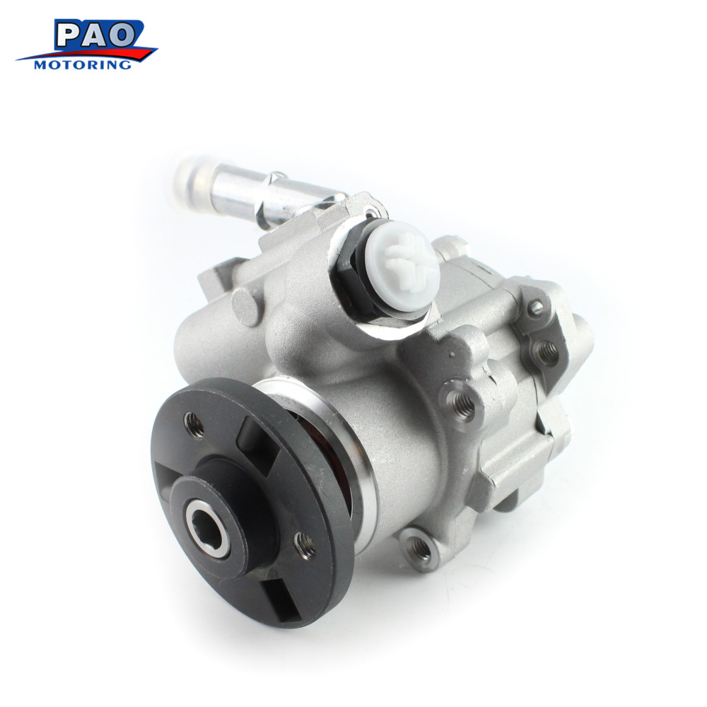 New Power Steering Pump Fit For BMW X3 xDrive30i 3.0si Sport Utility 2008-2010 OEM 32413450590 car oil pump Brake Boster Servo