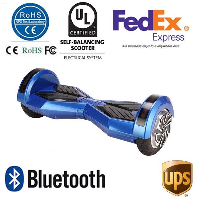 Voorraad In USA! Smart Balance 8 Inch Twee Wiel Hoverboard Zelf ...