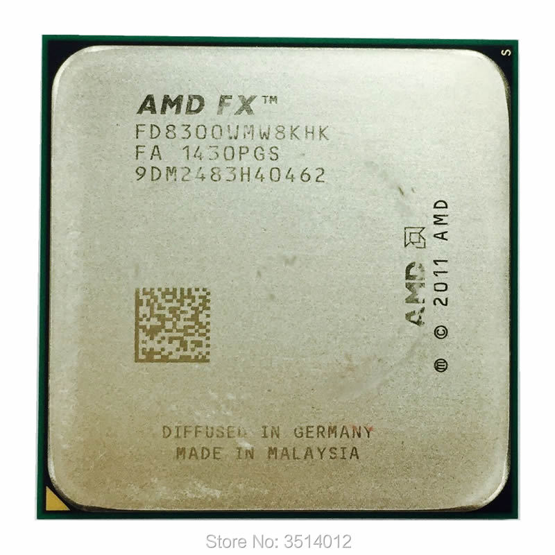 amd fx 8300 eight core processor 3.3 ghz review
