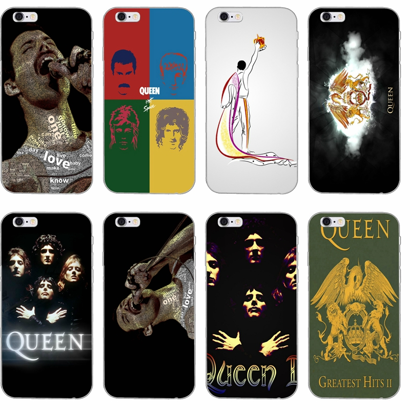 the latest bdf22 b8217 Lavaza Queen Rock Group Hard Phone Cover Case for Apple iPhone X XR ...