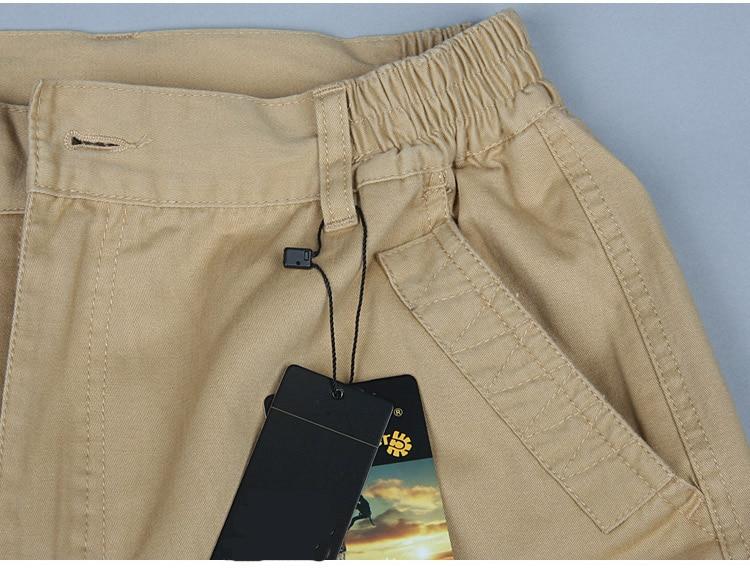19 Spring Winter Military Pants Men Khaki Cargo trousers Casual Cotton Tactical Pants Men Big Size Army Overol Hombre 11
