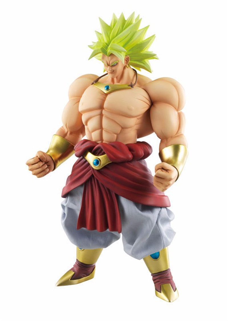 250mm Dragon Ball Z action figures Broly DOD Figuarts ...