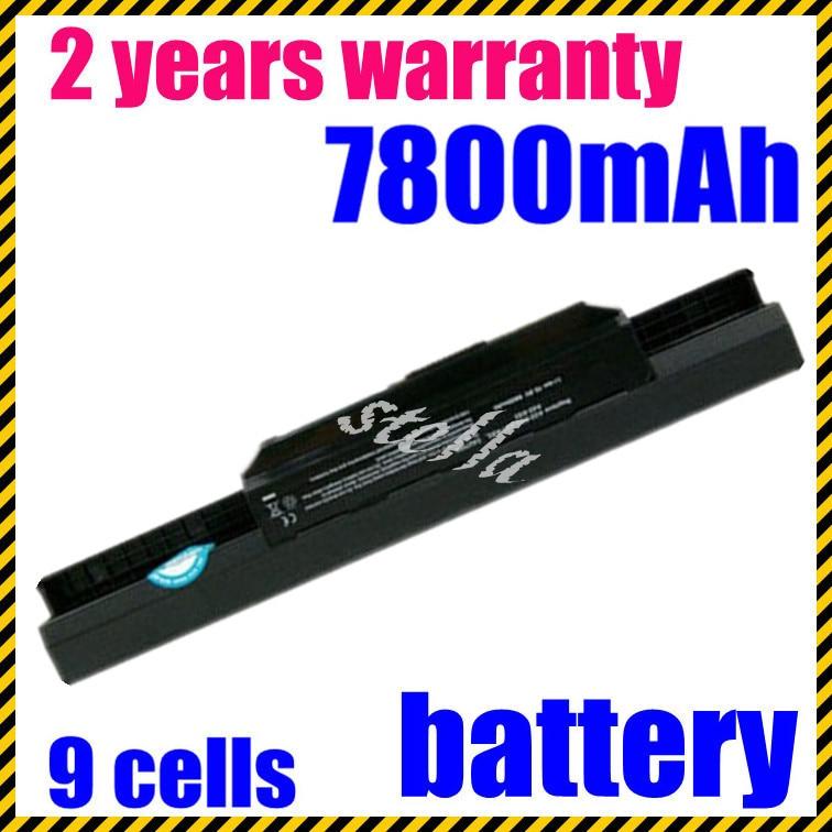 JIGU 9 Cells Laptop Battery For Asus K53S K53 K53E K43E K53 K53T K43S X43E X43S X43E K43T K43U A53E A53S K53S Battery wholesale new 9cells laptop battery for asus a43 a53 k43 k53 x43 a43b a53b k43b k53b x43b series a32 k53 a42 k53 free shipping