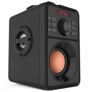 Image 1 - Abuzhen 3000mAh 2.1Stereo Subwoofer Bluetooth Speaker Portable Wireless TF FM USB Stereo Soundbar Heavy Bass Handsfree for Phone