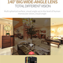SQ11 HD mini Camera-Sensor Night Vision