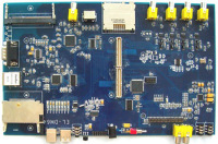 For Da Vinci DM6446 development board 6446EVM board 44 pin hard disk port CF minipci