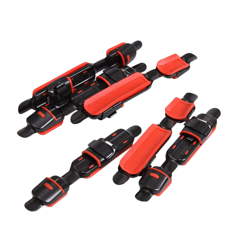 Fishing Reel Seat Anti-skid ACS Ice Side Installed DIY Fishing Rod Wheel Seat Length 14.5cm 15.5cm Fishing Tackle Accessor