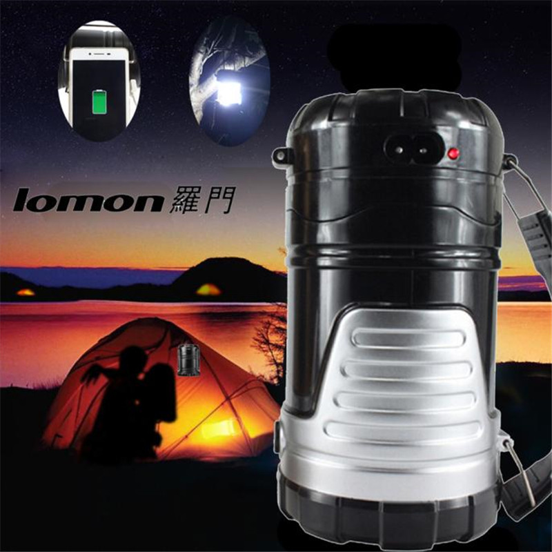Cycling Bicycle Front Head LED Portable USB Solar Rechargeable Lantern Outdoor Camping Hiking Lamp Light Bike Accessories M15