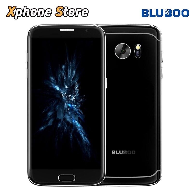 bilder für Original BLUBOO Rand 5,5 zoll Android 6.0 4G LTE Smartphone 2 GB RAM 16 GB ROM MTK6737 Quad Core 1,3 GHz Dual SIM handy