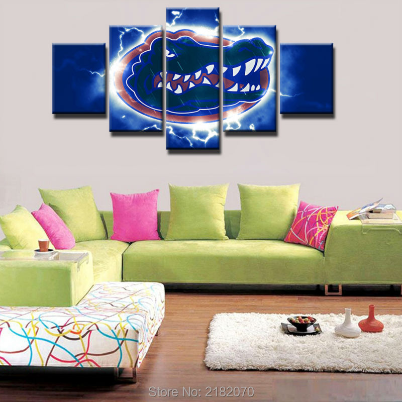 Florida Gator Wall Art compare prices on homes florida- online shopping/buy low price