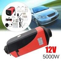 Автомобильный Подогреватель 12 В в 5 кВт Воздушный обогреватель Professional Air Parking Heater низкий уровень выбросов универсальное нагревательное устр
