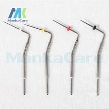 Зубные ручки с подогревом наконечники игл для эндодонтической корень Obturation Endo системы