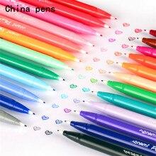 Высокое качество, 3000, на водной основе, граффити, крючок, волокно, тонкая подводка, ручка для рисования, маркерная ручка, студент, школа, офис, гелевая ручка